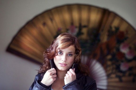 Model Maggie Giesen
